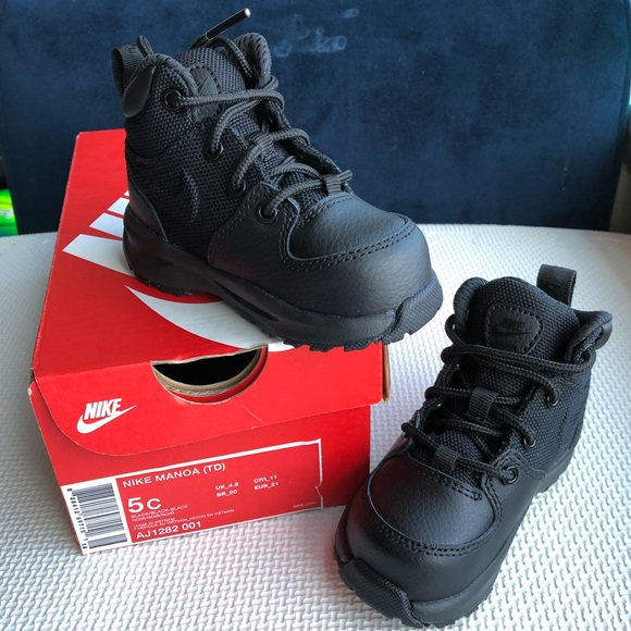 Boys Toddler Nike Manoa Leather Textile